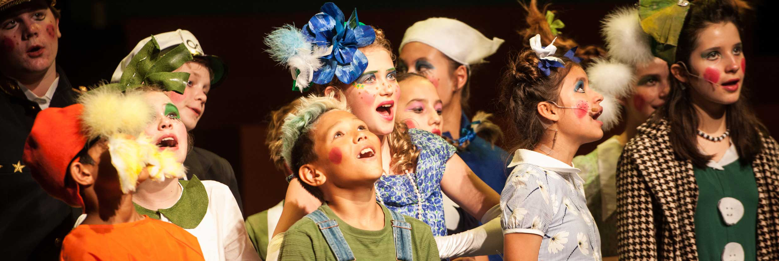middle school play seussical
