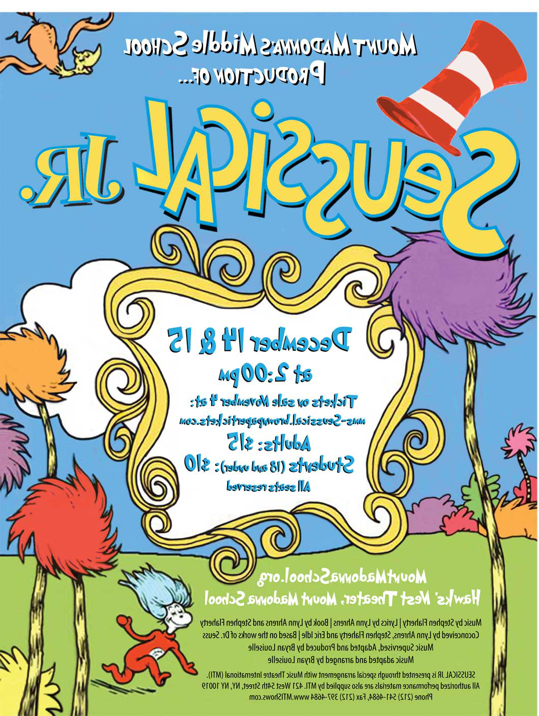 2019 seussical!视频下载